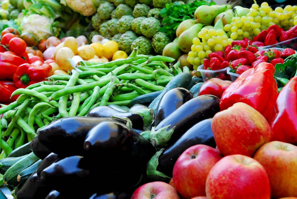 frutis and vegetables - carson city dentist - healthy teeth